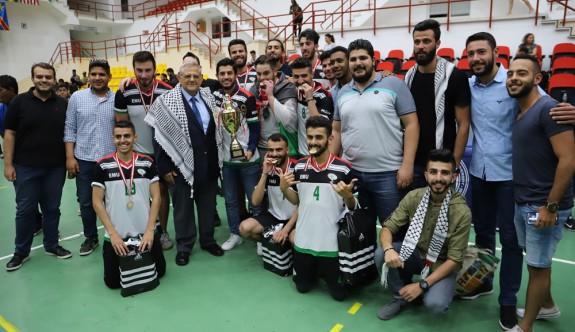 Futsalın şampiyonları Nijerya ve Filistin