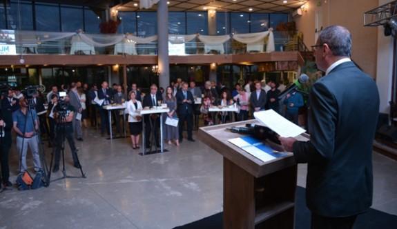 """Gazeteciler Birliği'nin """"Mümkün""""(Possible) projesinin açılış etkinliği yapıldı"""
