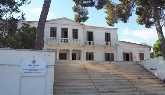 Girne Kent Müzesi bir yılda tamamlanacak