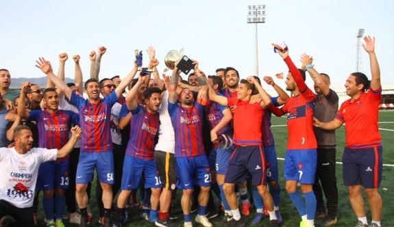 Göçmenköy şampiyonluğunu kutlayacak