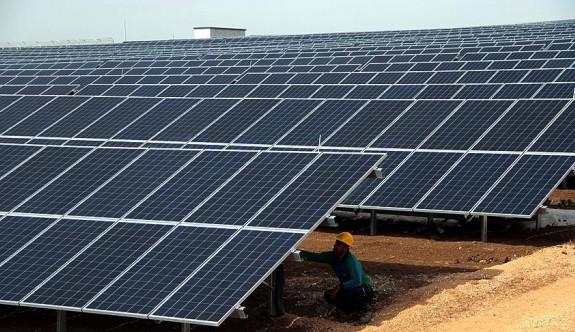 Güney'de 700 adet lisanslı güneş parkı faaliyette