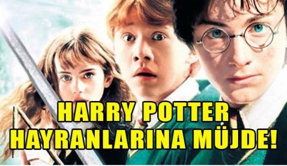 Harry Potter hayranları nefeslerini tuttu bekliyor