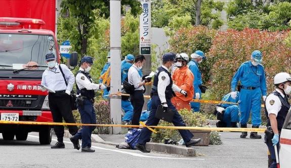 Japonya'da öğrencilere bıçaklı saldırı: 1 ölü, 16 yaralı
