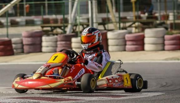 Kartingde yeni sezon başlıyor
