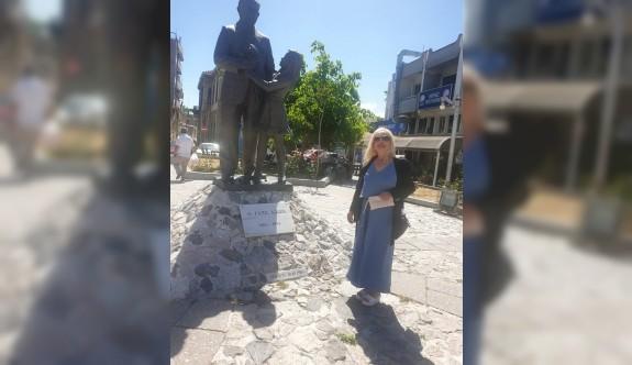 Kıbrıs aşığı bir yazar Suna Yıldız Erbay