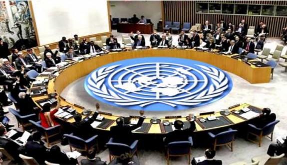 Kıbrıs sorunu yarın BM Güvenlik Konseyi'nde görüşülecek