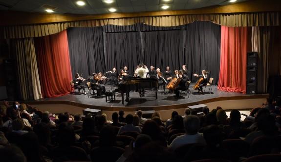 LBO'dan ÖZEV yararına konser