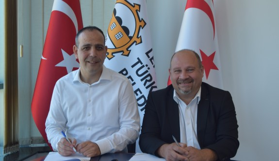 LTB'de araç takip sözleşmesi imzalandı