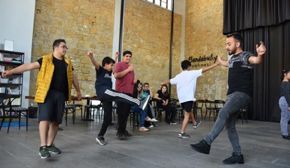 LTB Engelsiz dans okulu çalışmalarına başladı