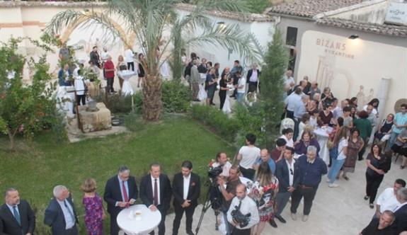 Lüzinyan Evi turizmin hizmetine açıldı