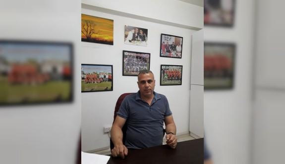Mannaş: Süper Lig kapısından girmek istiyoruz