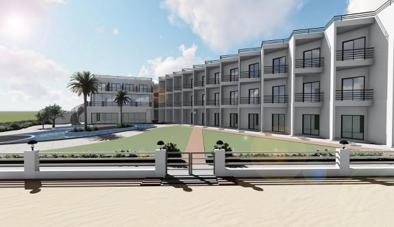 Mimoza Hotel yeniden turizme açılıyor