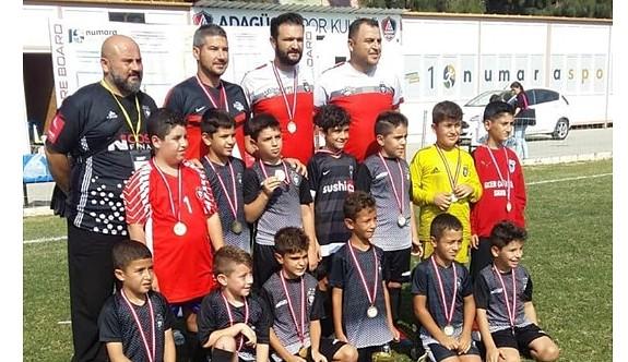 Minik Kartallar, İzmir'de yine başarı hedefleyecek
