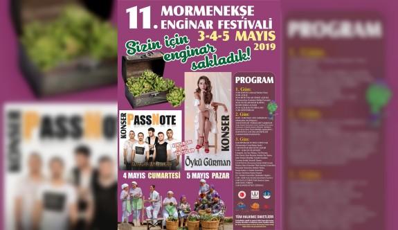 Mormenekşe Enginar Festivali'yle şenlenecek