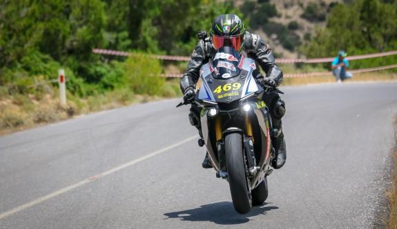 Motorcular Ardahan'da tırmandı