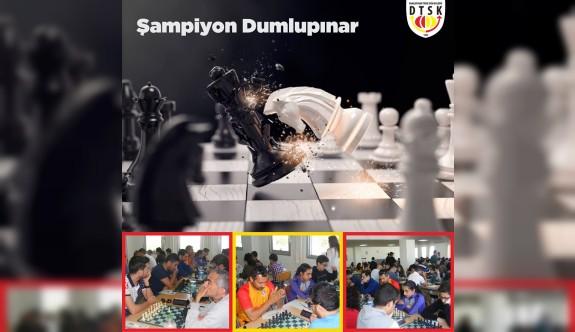 Satrancın şampiyonu Dumlupınar