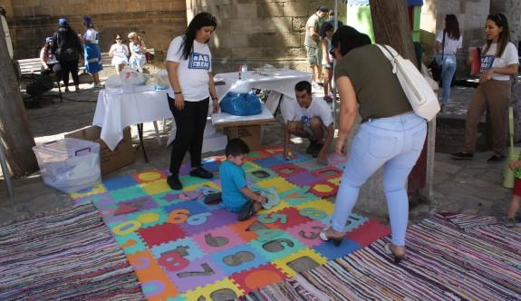 Selimiye Meydanı'nda Avrupa Günü renkliliği
