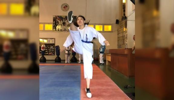 Taekwondoda, Gençlik ve Spor Bayramı coşkusu yaşandı