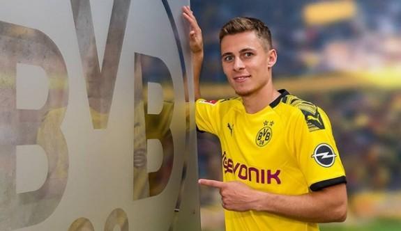 Thorgan Hazard Dortmund'da
