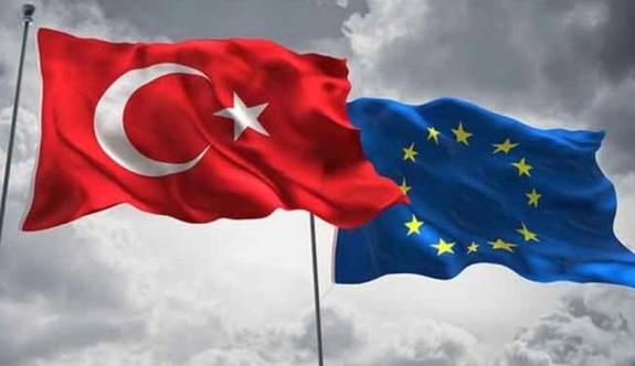 """""""Türkiye'nin AB üyelik süreci durma noktasına geldi"""""""