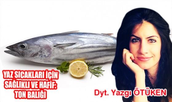 Yaz sıcakları için sağlıklı ve hafif: Ton balığı