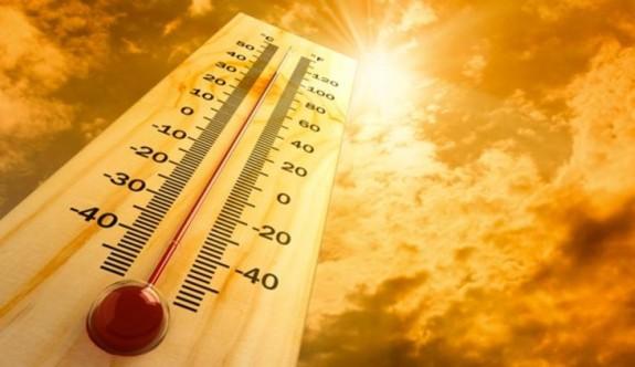 Yüksek sıcaklık nedeniyle sarı alarm verildi