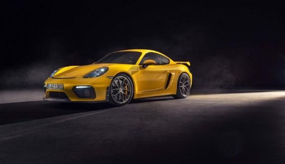 2020 Porsche 718 şimdi daha güçlü