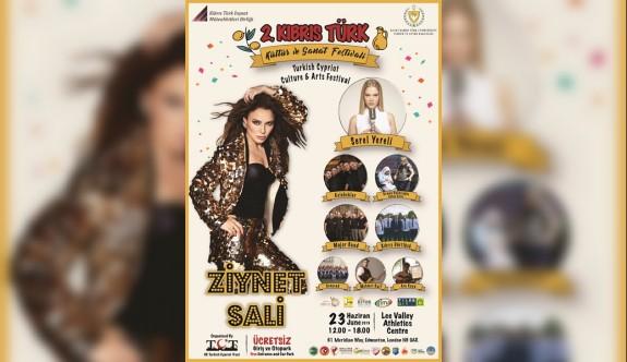 2. Kıbrıs Türk Kültür Festivali 23 Haziran'da