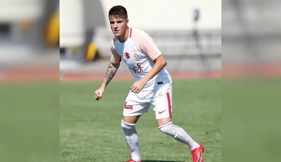 Ahmet, Galatasaray A Takımı kadrosunda olacak