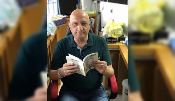 Ahmet Sanver'in 13'üncü kitabı çıktı