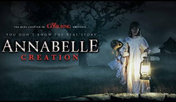 Annabelle'nin yeni filmi vizyona giriyor