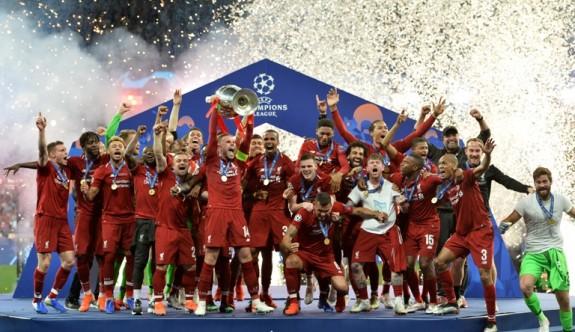 Avrupa'nın Kralı Liverpool