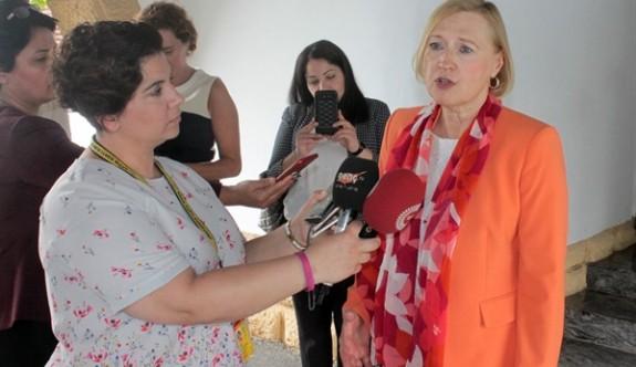 """""""BM Temmuz'daki oturumda Kıbrıs'ta ne tür ilerleme olabileceğini görmek istiyor"""""""