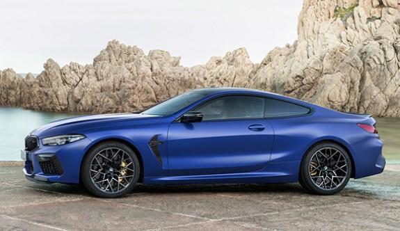 BMW M8'ler tanıtıldı