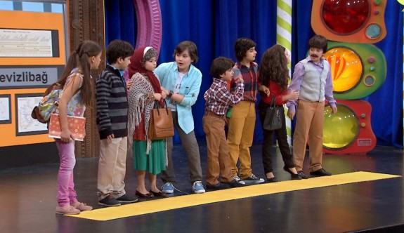 Çocuklar, Güldüy Güldüy Show'la gülecek