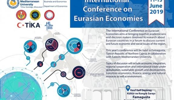 DAÜ'de Uluslarası Avarasya Ekonomileri Konferansı