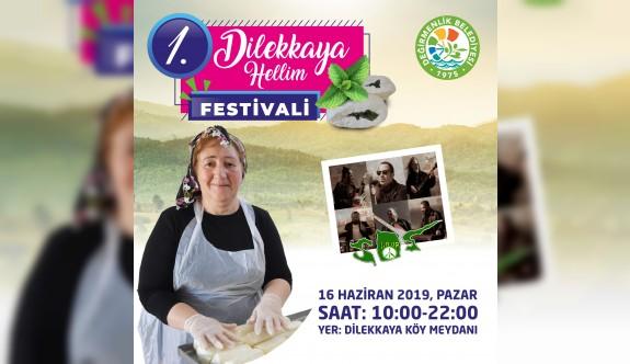 Dilekkaya, Hellim Festivali ile renklenecek