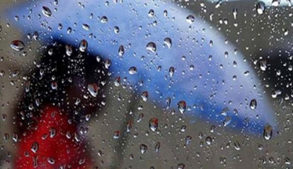 En çok yağış Geçitkale'ye düştü