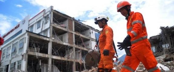 Endonezya'da 6.0 büyüklüğünde deprem