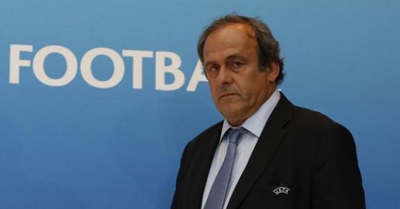 Eski UEFA Başkanı Platini gözaltında