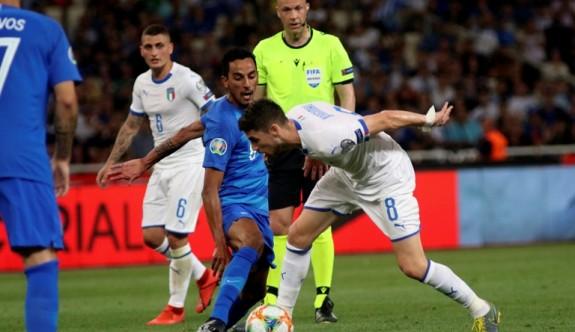 EURO 2020 Elemeleri'nde 3. Hafta toplu sonuçları