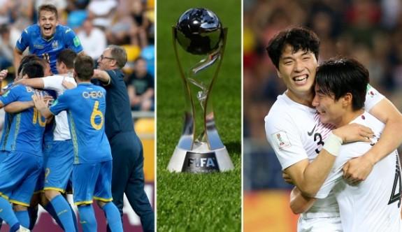 FIFA 20 Yaş Altı Dünya Kupası sahibi belli oluyor