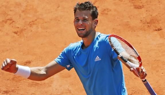 Fransa Açık'ta Nadal-Thiem finali