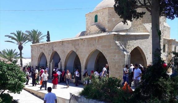 Hala Sultan'a 600 kişilik ziyaret
