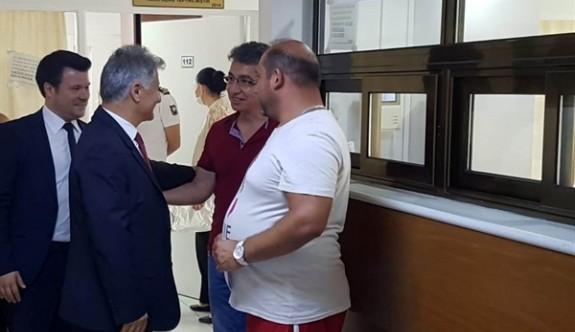 Hedef Girne ve Lefkoşa'ya yeni birer hastane kazandırmak
