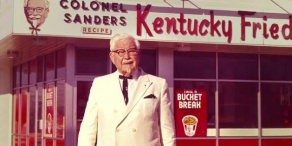 KFC'nin azim dolu başarı hikayesi