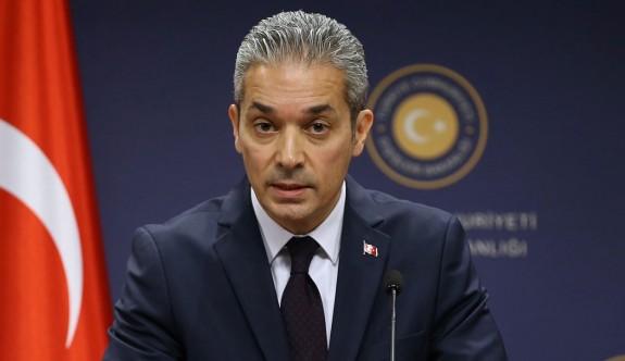 """""""Kıbrıs Türklerinin haklarını kimseye yedirmeyiz"""""""