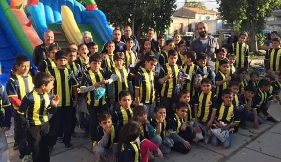 KKTC FB, Fenerbahçe'ye destek olmayı sürdürüyor