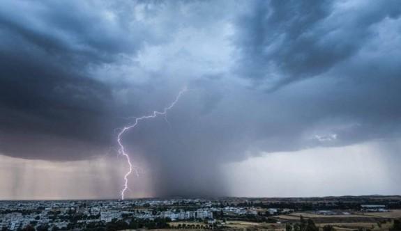 Meteoroloji Dairesi'nden etkili sağanak uyarısı
