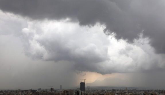 Meteoroloji'den Lefkoşa bölgesi için uyarı